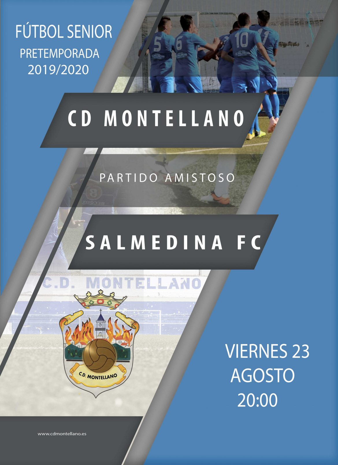 Pretempordad 19/20 cd montellano