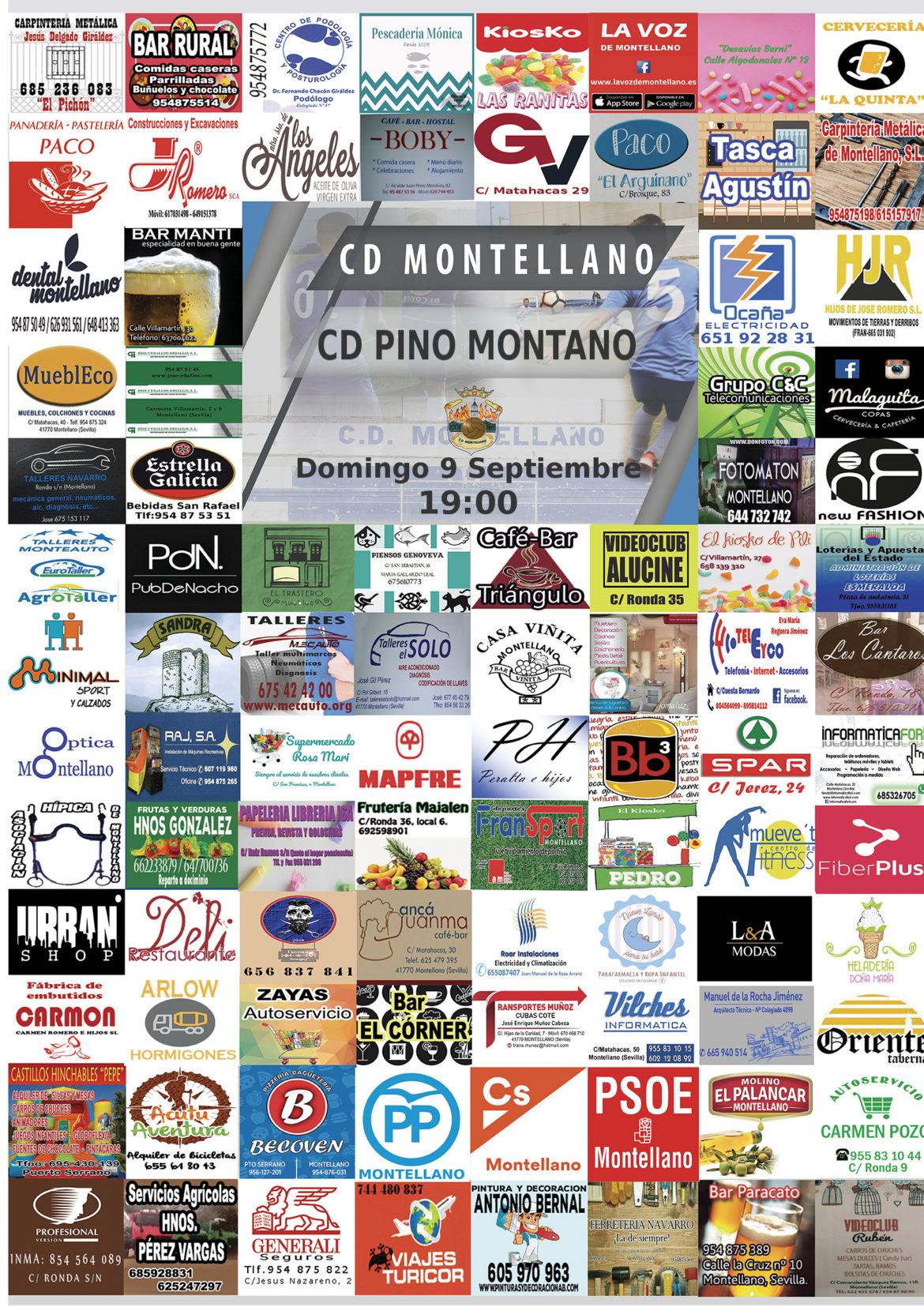 jornada 2 cd montellano - cd pino montano